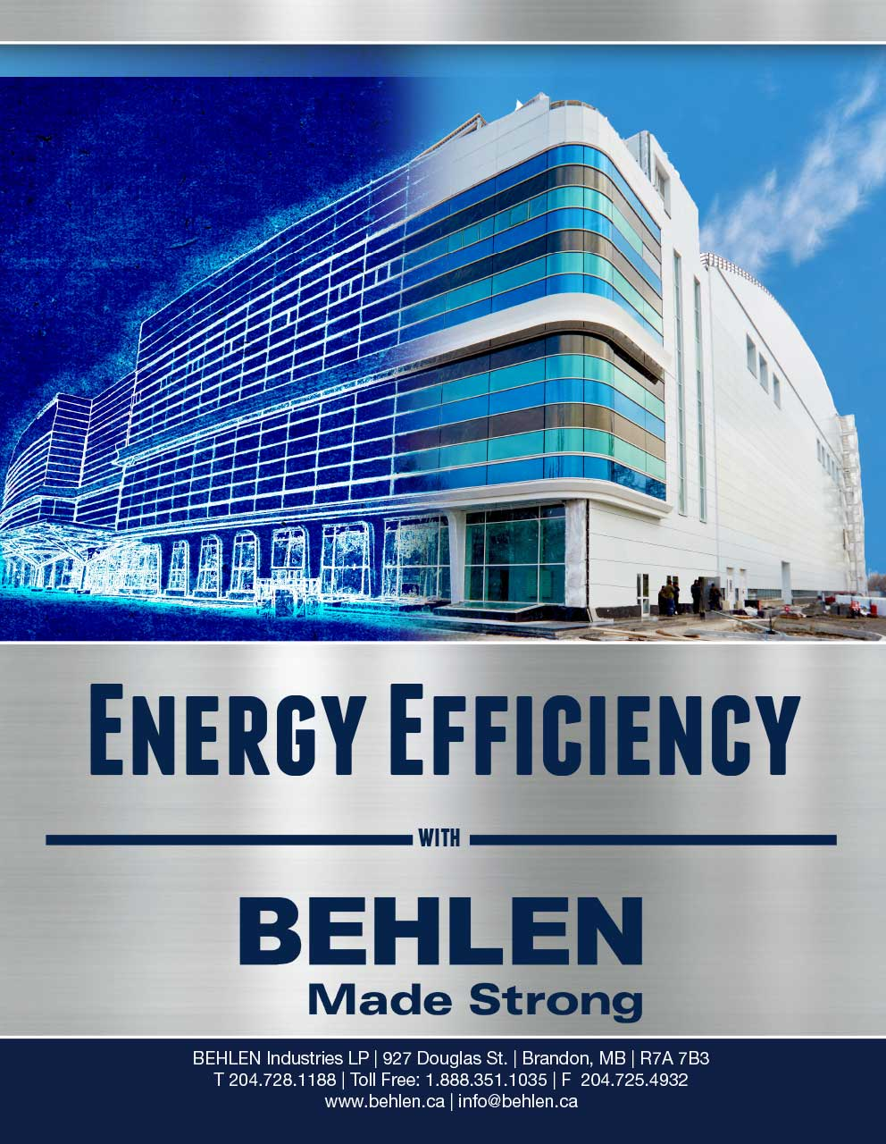Behlen Industries - Energy Efficiency with BEHLEN