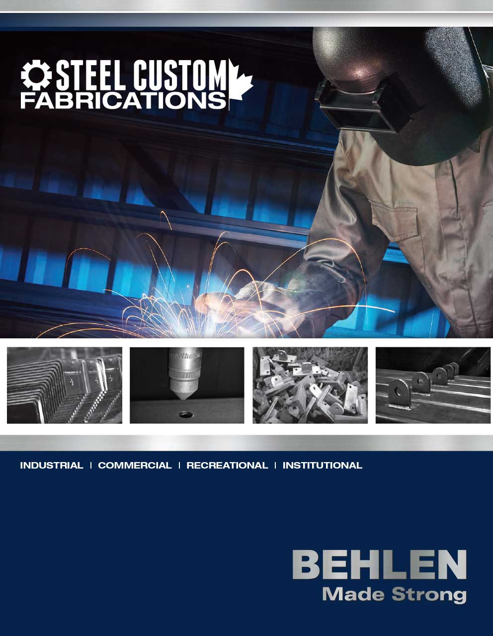 Behlen Industries - Steel Custom Fabrications