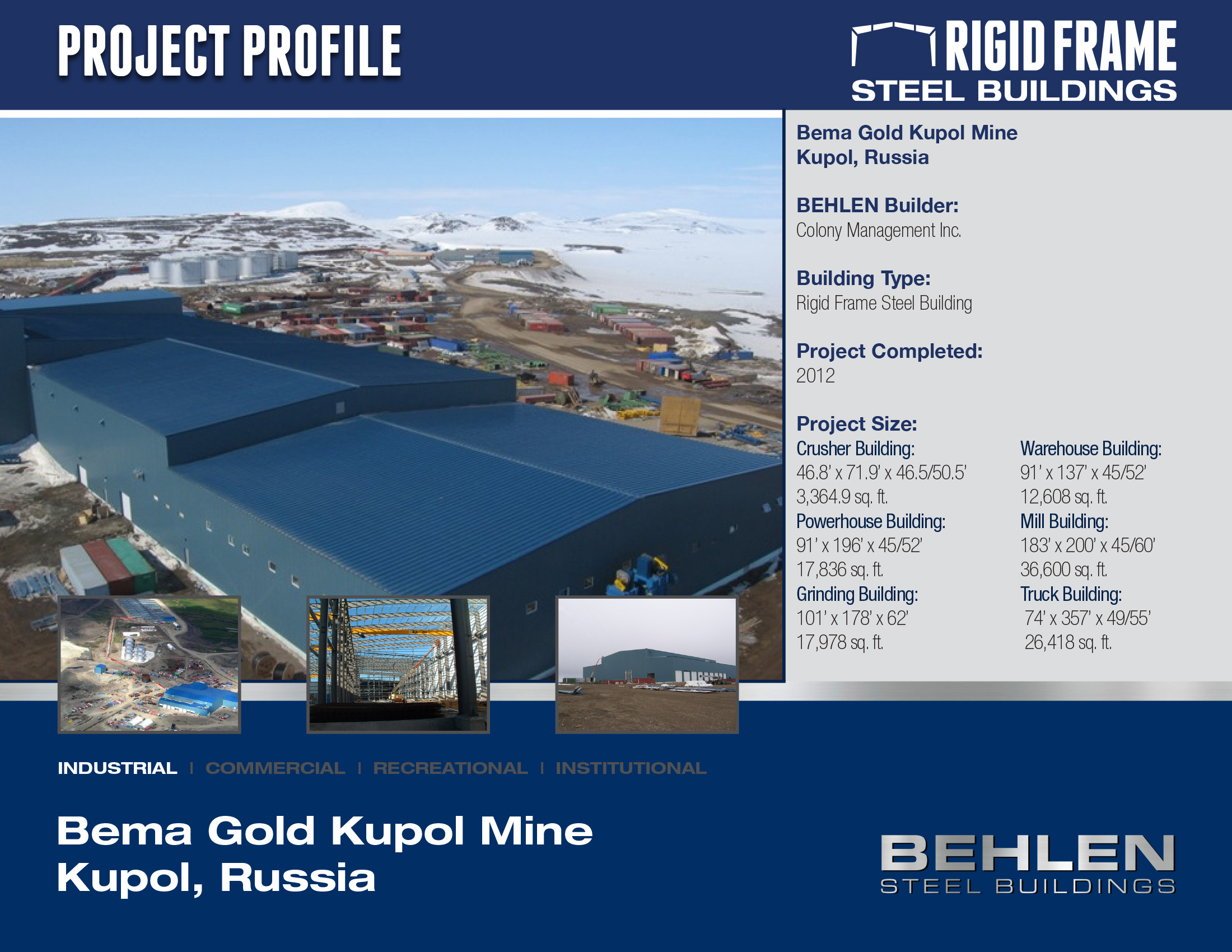 Bema Gold Kupol Mine