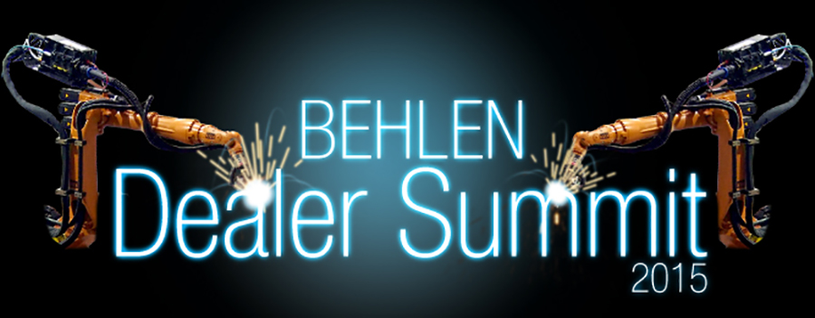 Stepping Into the Future: 2015 BEHLEN Dealer Summit