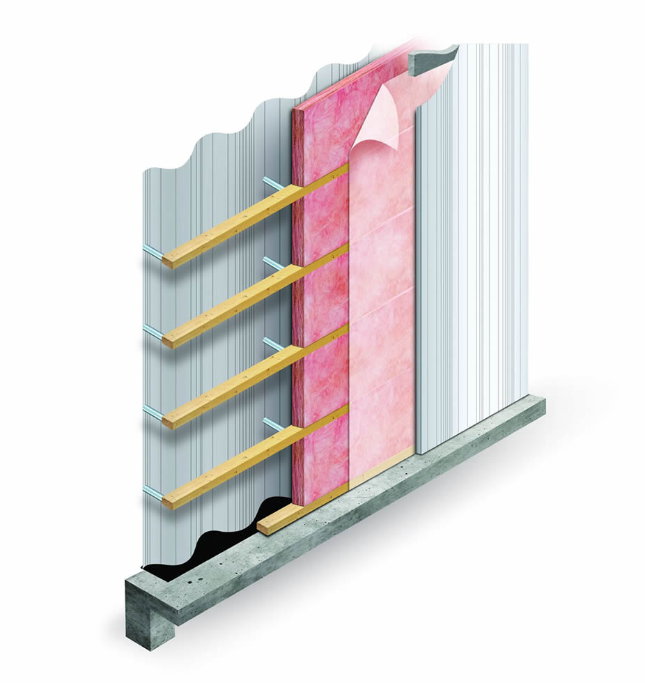 Wall System Insulation