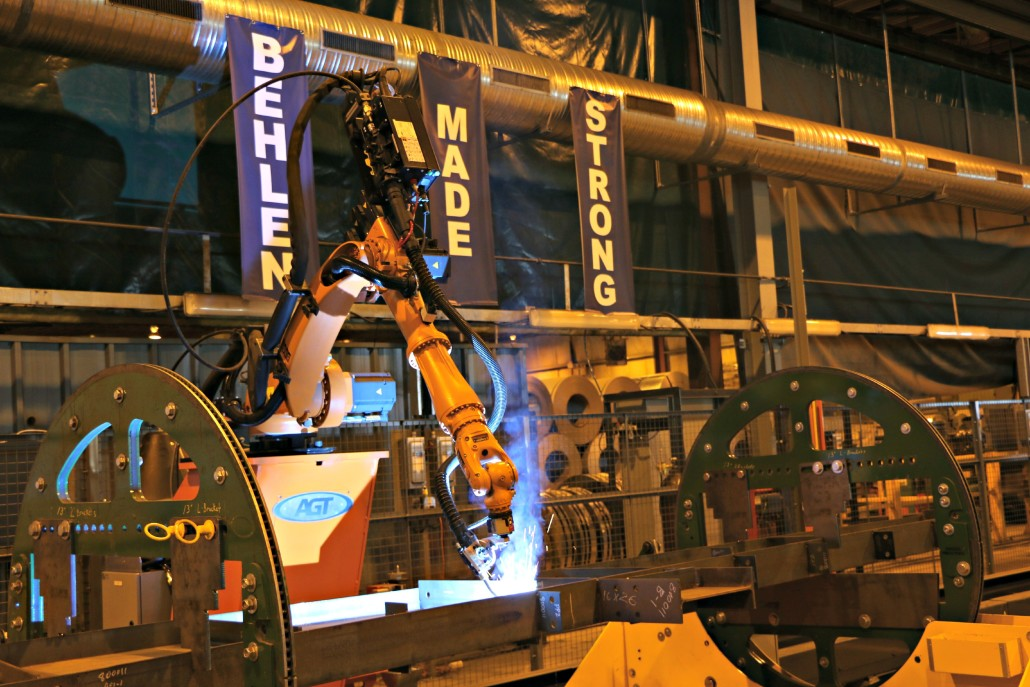 Manitoba Steel Building Manufacturer Opening Office in Russia